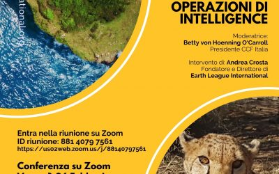 Il commercio illegale di fauna selvatica – Operazioni di intelligence